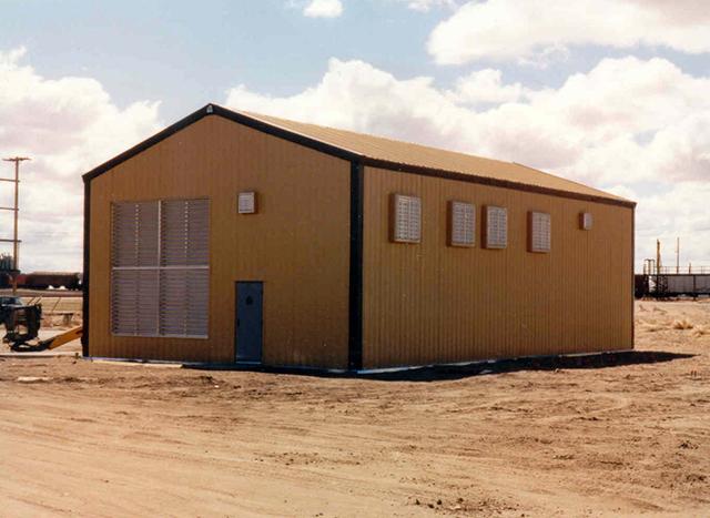 Generator Enclosure 1