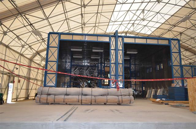 Containment Enclosure 5