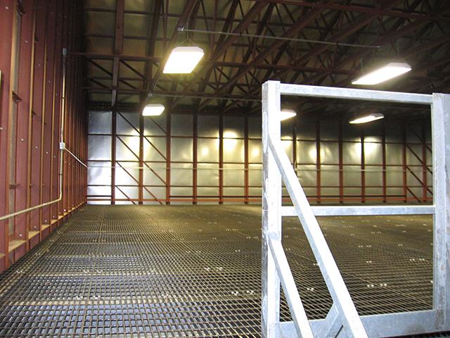 Mezzanine Storage 3