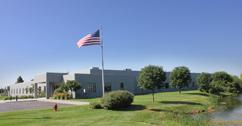 BinMaster manufacturing plant in Lincoln, Nebraska, USA