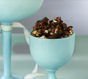 Cocoa Popcorn Crunch