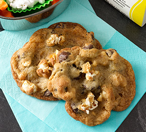 Chocolate Chip Kettle Corn Cookies