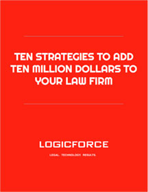 Book Cover for Ten Strategies to Add Ten Million Dollars to Your Law Firm