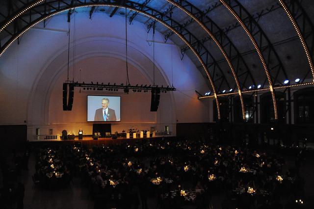 The Big Night November 12, 2011 Grand Ballroom at Navy Pier
