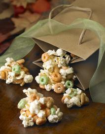 Apple Popcorn Brittle