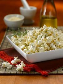 Rosemary Parmigiano Reggiano Popcorn