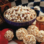 Patchwork Popcorn Party Mix