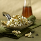 Spicy Rosemary and Thyme Popcorn