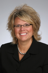 Christie Hinrichs Tabitha President & CEO