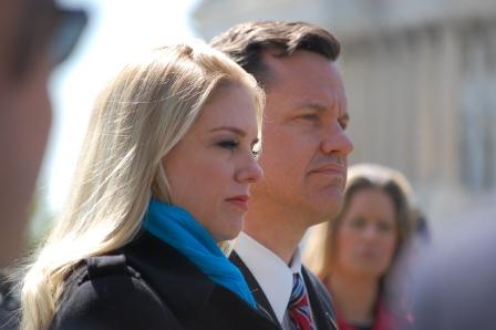 Nebraska AG Bruning and Florida AG Pam Bondi