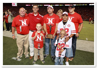 Bo Pelini Foundation | Team Jack